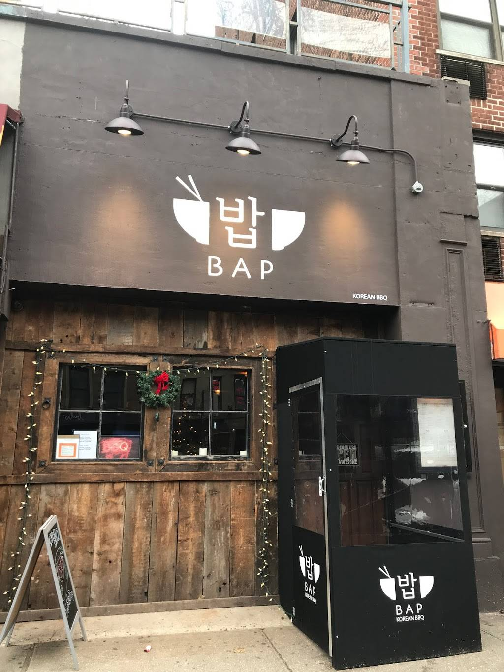 BAP | restaurant | 516a 3rd Ave, New York, NY 10016, USA | 6468385792 OR +1 646-838-5792