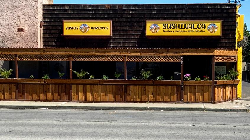 Sushinaloa | restaurant | 2505 Middlefield Rd, Redwood City, CA 94063, USA | 6507711620 OR +1 650-771-1620