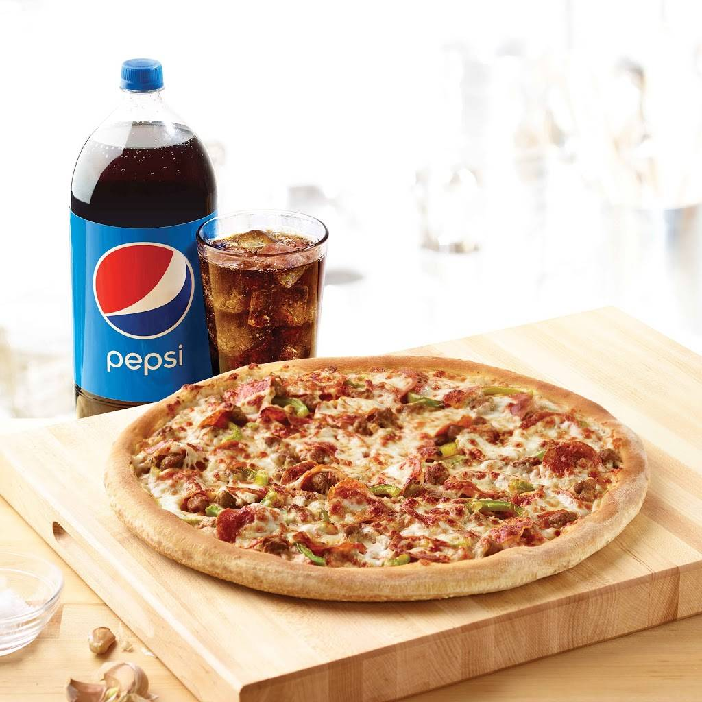 Papa Johns Pizza | restaurant | 126 Drury Dr, La Plata, MD 20646, USA | 3019340400 OR +1 301-934-0400