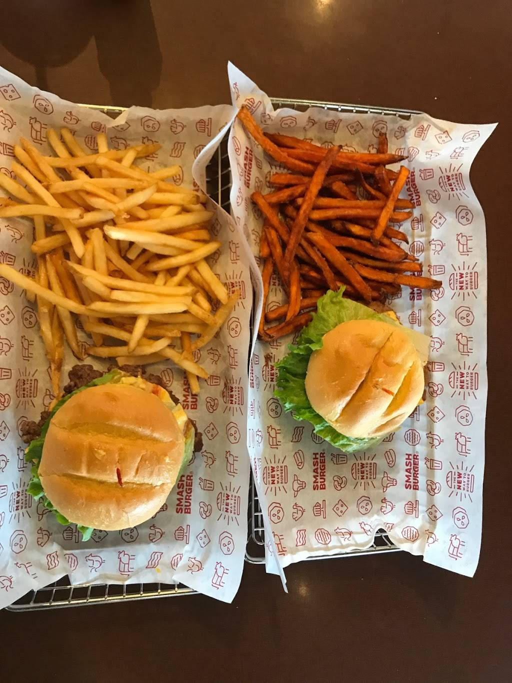 Smashburger | restaurant | 9775 Medlock Bridge Rd Suite A, Johns Creek, GA 30097, USA | 7704976274 OR +1 770-497-6274