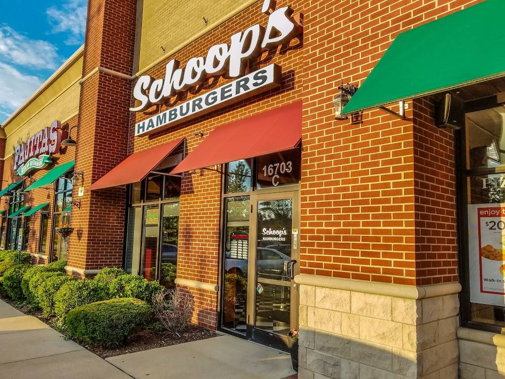 Schoops Hamburgers | restaurant | 16703 S Harlem Ave, Tinley Park, IL 60477, USA | 7087819715 OR +1 708-781-9715