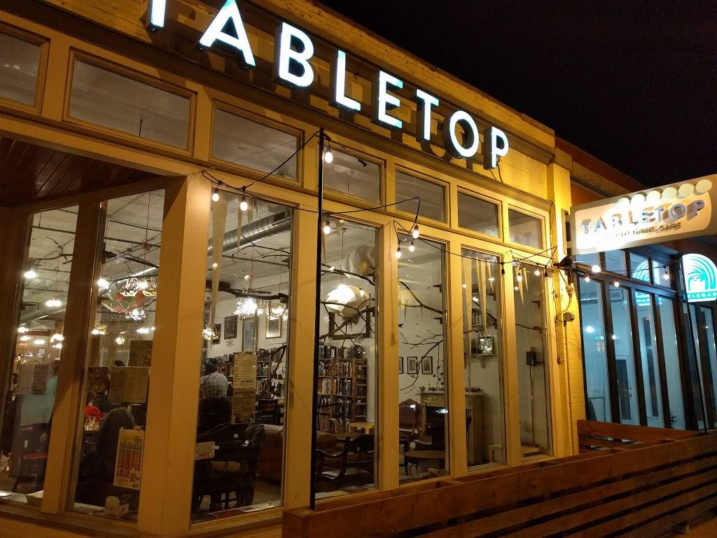 Tabletop Board Game Cafe | cafe | 1810 W 25th St, Cleveland, OH 44113, USA | 2165123053 OR +1 216-512-3053