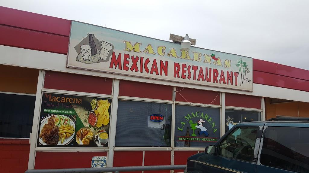La Macarena | restaurant | next to Exxon gas station 3101 W, Fir St, Perry, OK 73077, USA | 5805729997 OR +1 580-572-9997