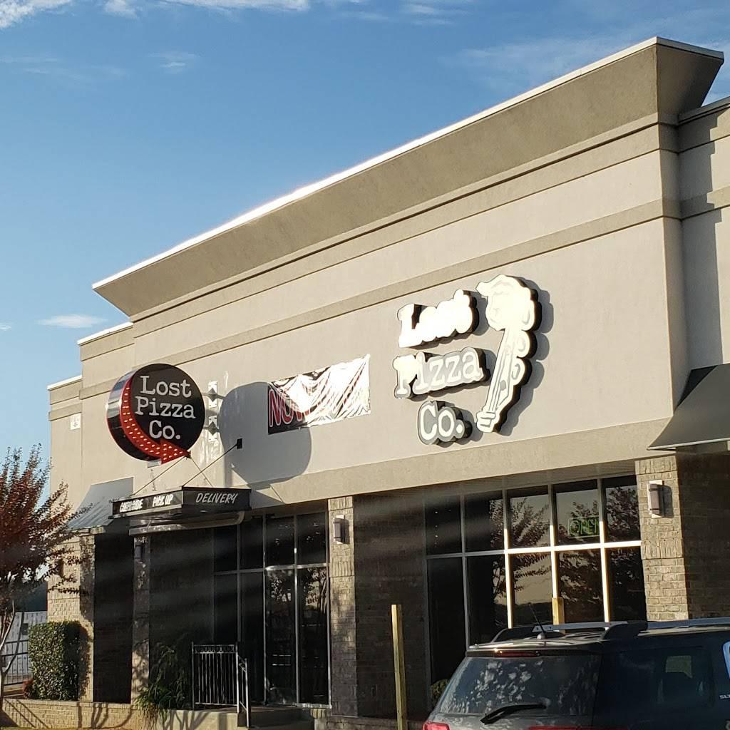 Lost Pizza Co. Hilltop   restaurant   3410 E Johnson Ave Ste. A, Jonesboro, AR 72405, USA   8705206227 OR +1 870-520-6227