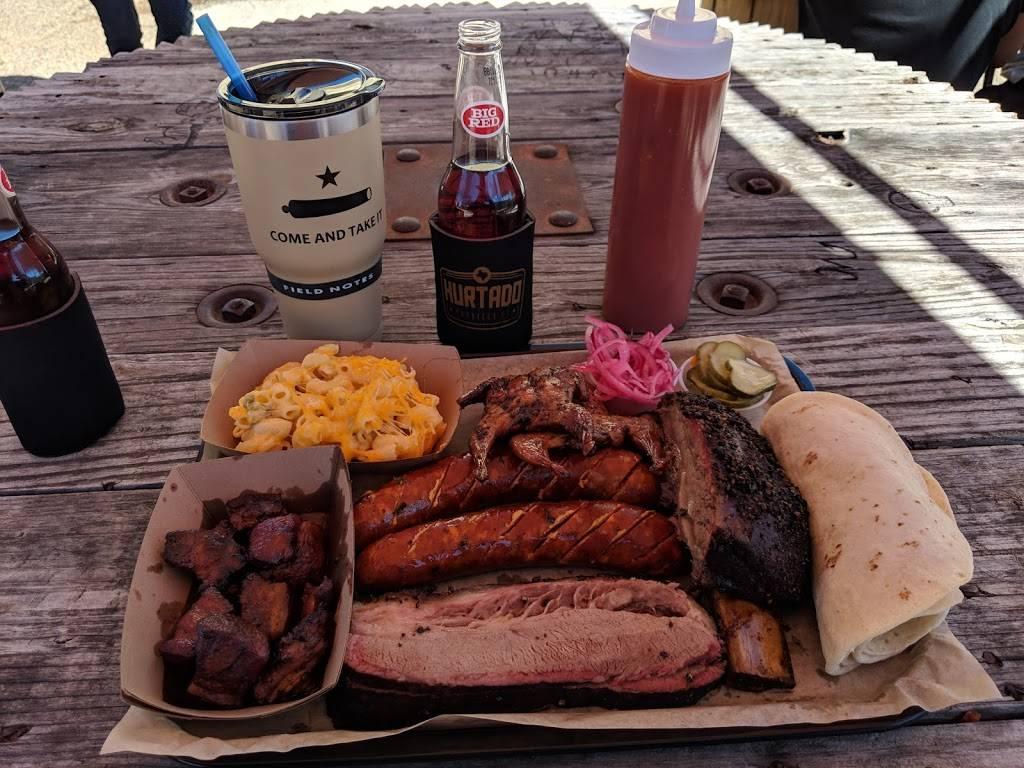 Hurtado Barbecue | BBQ Arlington TX - Restaurant | 506 E ...