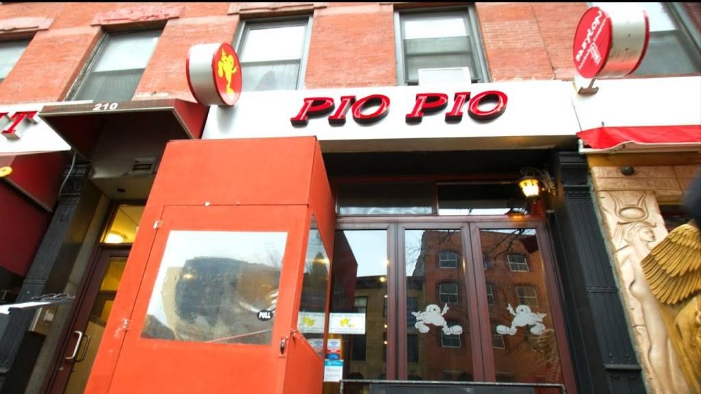 Pio Pio 7   restaurant   210 E 34th St, New York, NY 10016, USA   2124810034 OR +1 212-481-0034