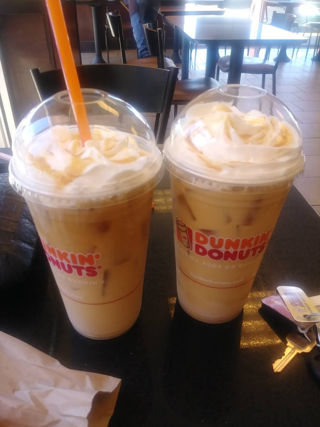 Dunkin   cafe   151 W Main St, Norristown, PA 19401, USA   6102750350 OR +1 610-275-0350