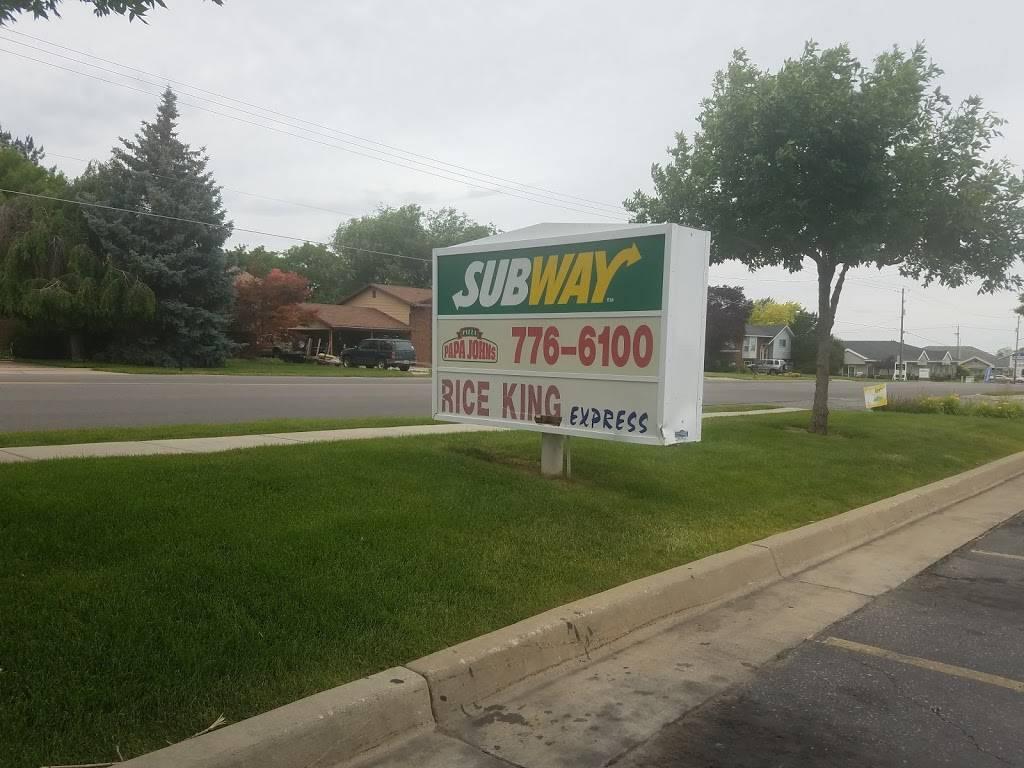 Subway | meal takeaway | 3410 W 4800 S, Roy, UT 84067, USA | 8018205691 OR +1 801-820-5691