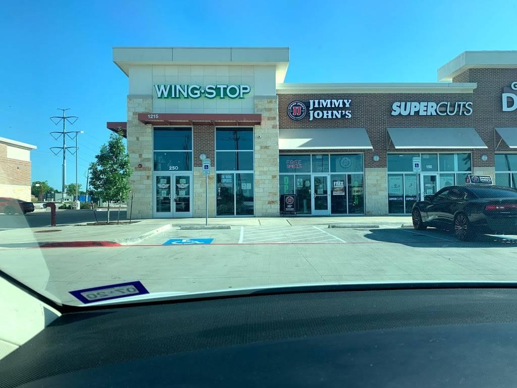 Wingstop | restaurant | 1215 Arkansas Ln, Grand Prairie, TX 75052, USA | 9722649464 OR +1 972-264-9464