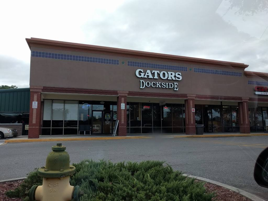 Gators Dockside | restaurant | 4329 Commercial Way, Spring Hill, FL 34606, USA | 3526104915 OR +1 352-610-4915