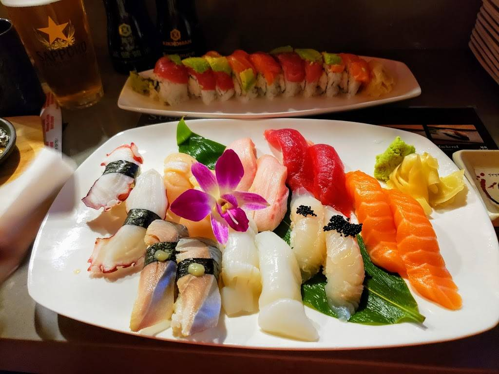 Sushi Garden Aptos | restaurant | 38 Rancho Del Mar, Aptos, CA 95003, USA | 8316610721 OR +1 831-661-0721