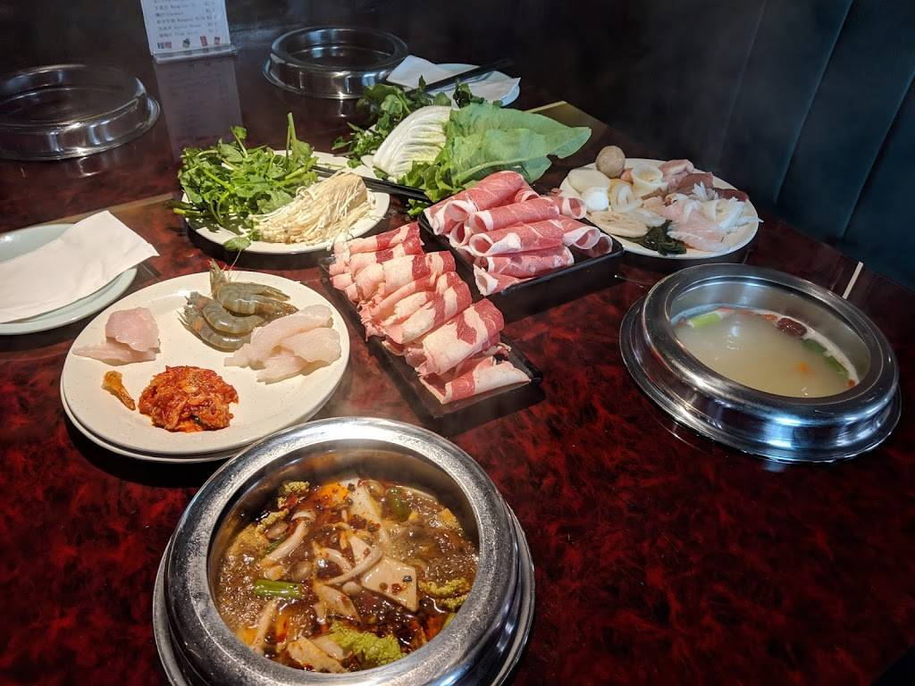 Pinshang Hotpot Bistro | restaurant | 20-07 127th St 2nd fl, College Point, NY 11356, USA | 7187993333 OR +1 718-799-3333