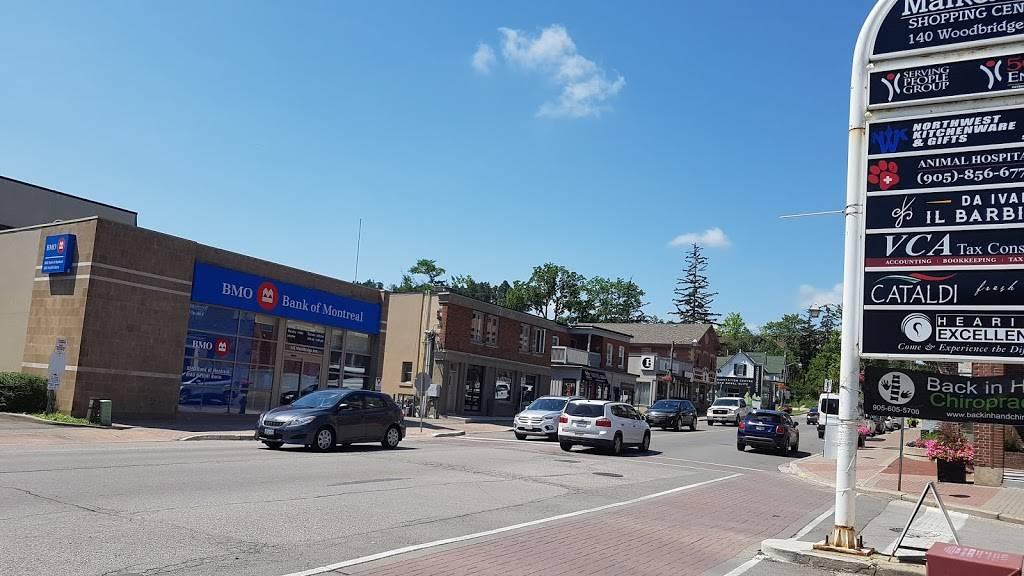 Market Lane Shopping Centre | shopping mall | 140 Woodbridge Ave, Woodbridge, ON L4L 4K9, Canada | 9058516611 OR +1 905-851-6611
