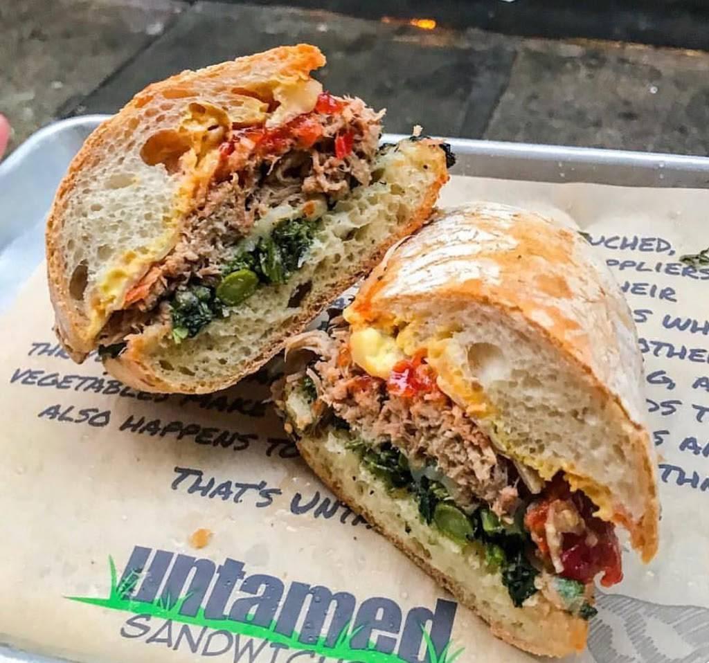 Untamed Sport Cafe at Randalls Island | restaurant | 1, New York, NY 10035, USA | 6467835422 OR +1 646-783-5422
