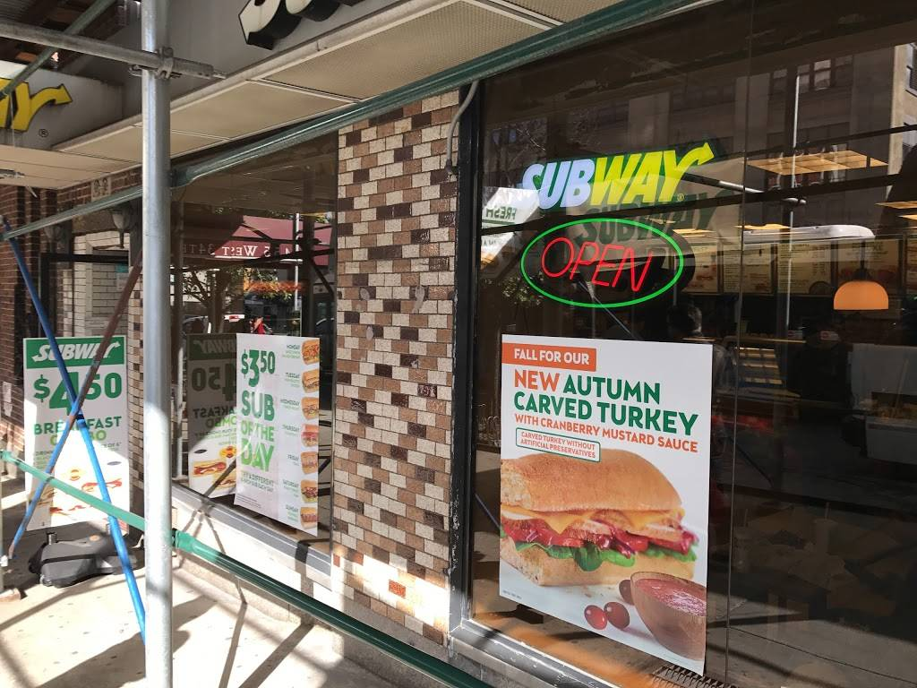 Subway Restaurants | restaurant | 455 W 34th St, New York, NY 10001, USA | 2129671738 OR +1 212-967-1738