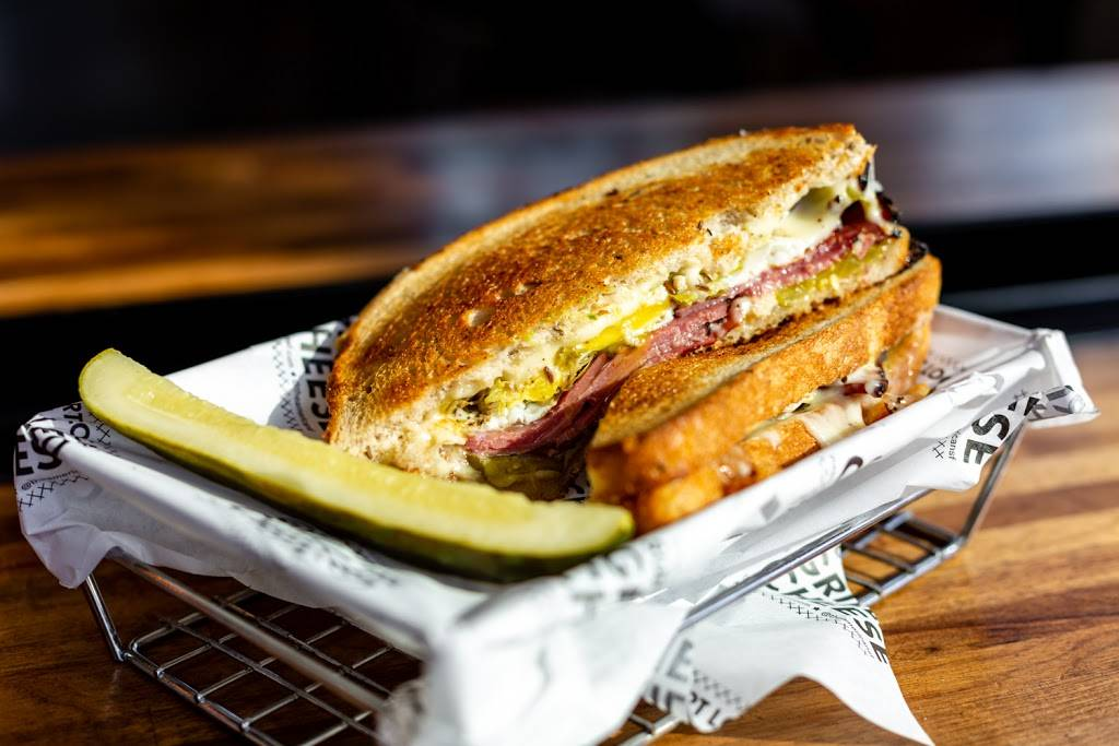 The American Grilled Cheese Kitchen - Battery St. | restaurant | 799 Battery St, San Francisco, CA 94111, USA | 4158729230 OR +1 415-872-9230