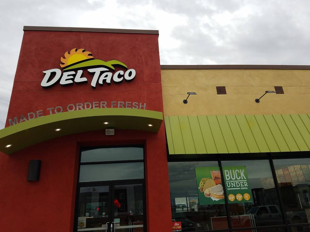 Del Taco | meal takeaway | 135 N Stephanie St, Henderson, NV 89074, USA | 7028561886 OR +1 702-856-1886