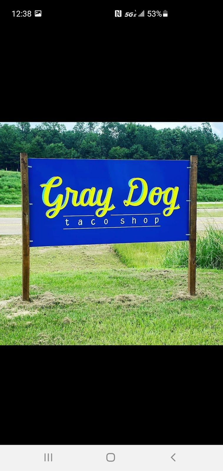 The Gray Dog Taco Shop | restaurant | 1052 Magnolia Way, Blue Springs, MS 38828, USA | 6628323447 OR +1 662-832-3447