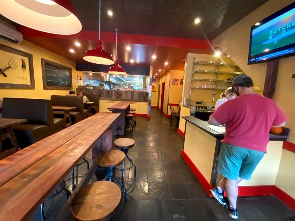 ottoburger   restaurant   21 E Broad St, Hopewell, NJ 08525, USA   6095525107 OR +1 609-552-5107