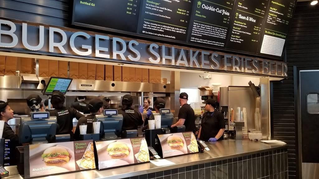 Shake Shack | restaurant | LaGuardia Airport Terminal B near Gate 42, East Elmhurst, NY 11371, USA