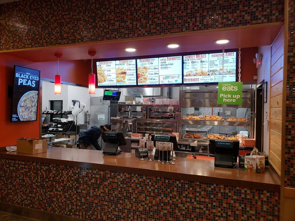 Popeyes Louisiana Kitchen Restaurant 3510 W Baseline Rd