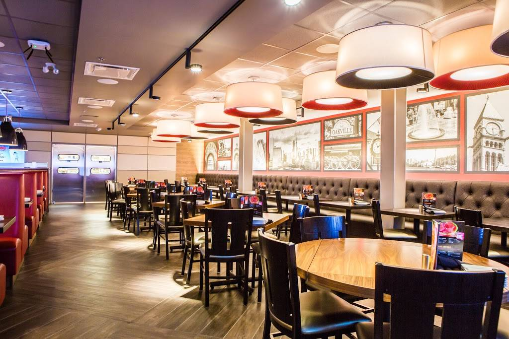 Dave & Busters | restaurant | 2021 Winston Park Dr, Oakville, ON L6H 6P5, Canada | 2898070300 OR +1 289-807-0300