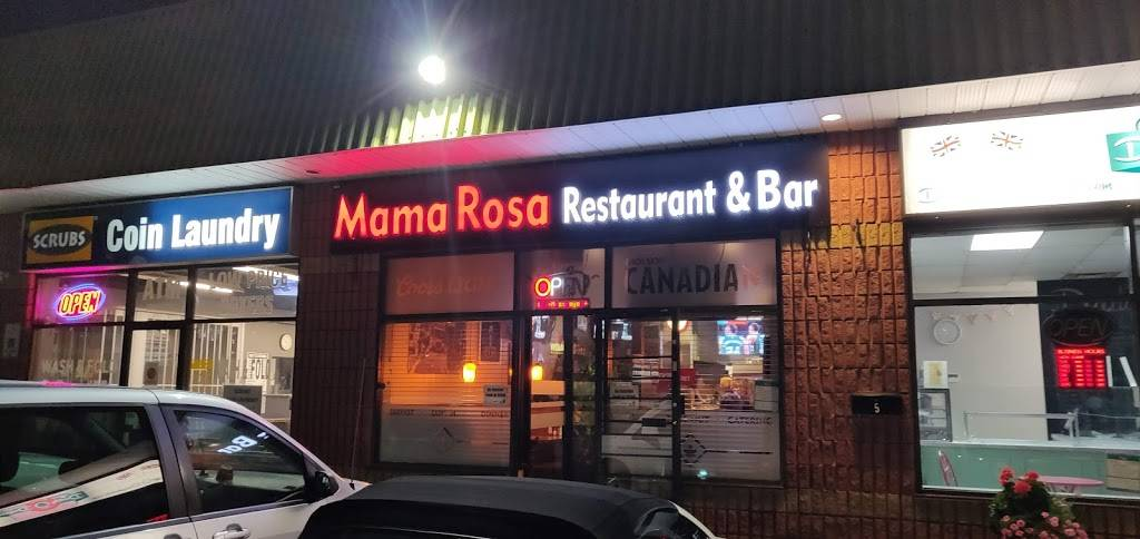 Mama Rosa | meal delivery | 589 N Service Rd, Mississauga, ON L5A 1B2, Canada | 9052720194 OR +1 905-272-0194