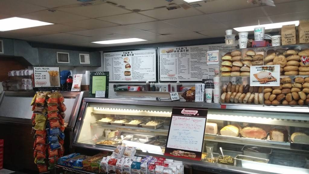 Teds North Delicatessen | meal takeaway | 314 Spring Valley Rd, Paramus, NJ 07652, USA | 2012619599 OR +1 201-261-9599