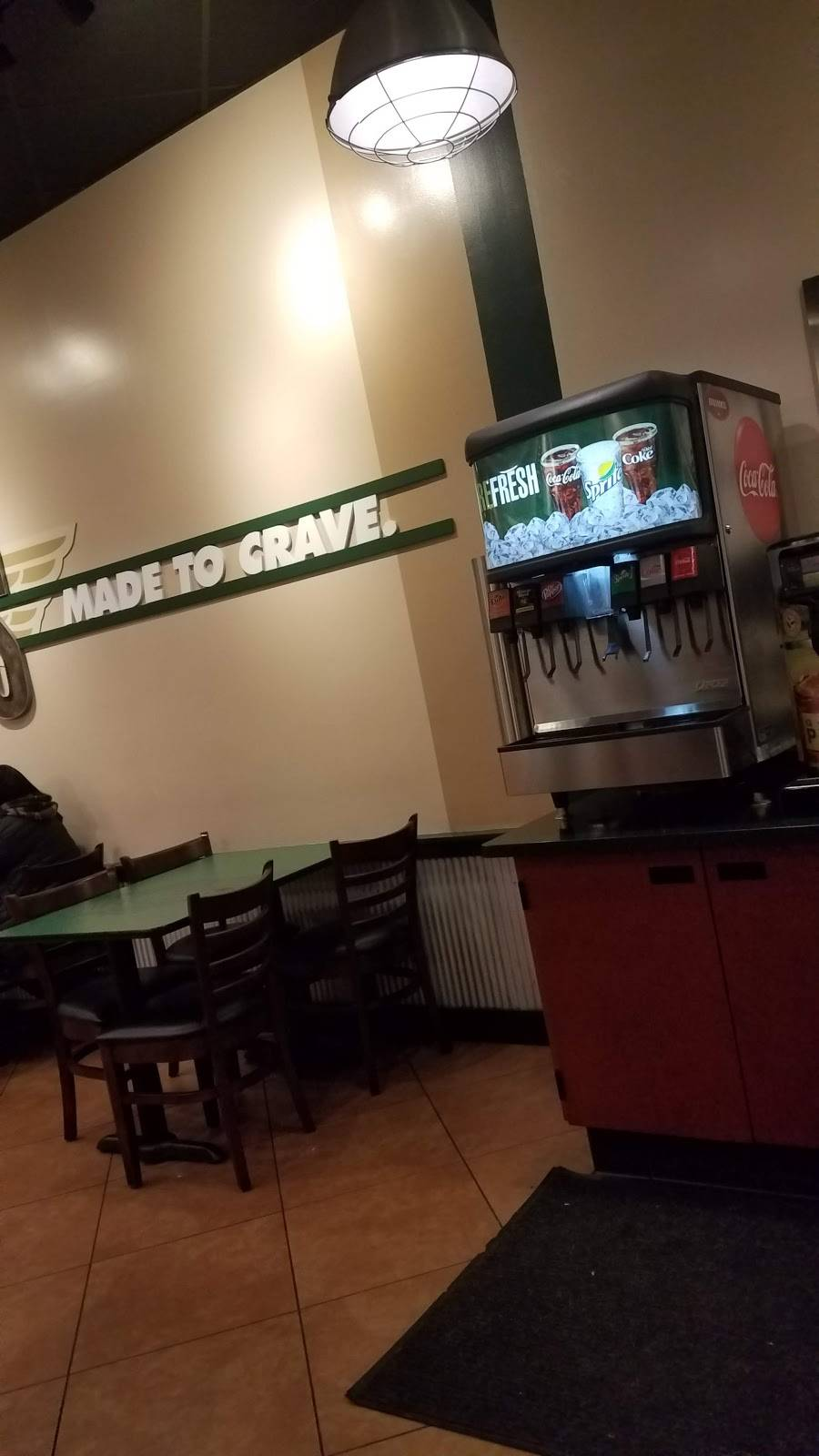 Wingstop   meal takeaway   1756 Forest Ave, Staten Island, NY 10303, USA   7185246564 OR +1 718-524-6564