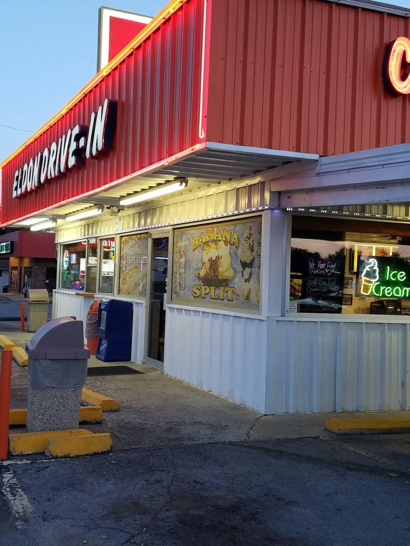 Eldon Drive In | restaurant | 607 S Aurora St, Eldon, MO 65026, USA | 5733923490 OR +1 573-392-3490