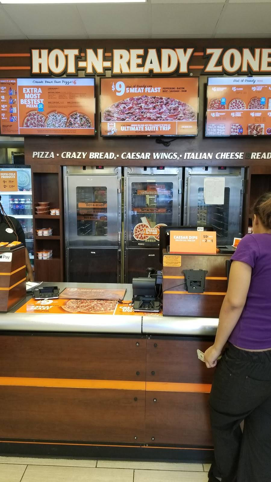 Little Caesars Pizza | meal takeaway | 854 Cleveland Ave SW Suite 100, East Point, GA 30344, USA | 4044585538 OR +1 404-458-5538