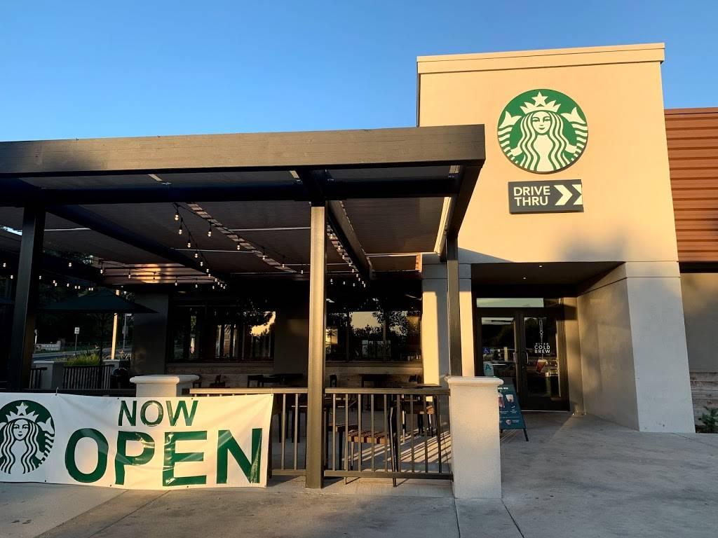 Starbucks | cafe | 20701 Amar Rd, Walnut, CA 91789, USA | 9094445560 OR +1 909-444-5560