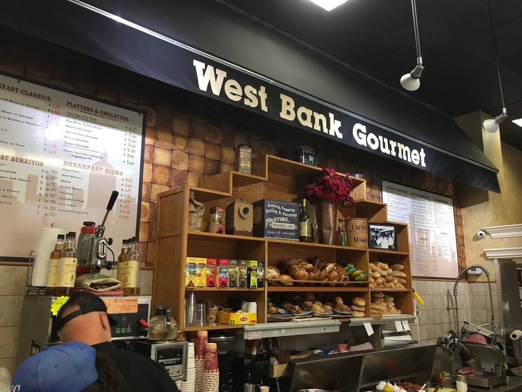 West Bank Gourmet Deli | restaurant | 21 West St, New York, NY 10004, USA | 2127470577 OR +1 212-747-0577
