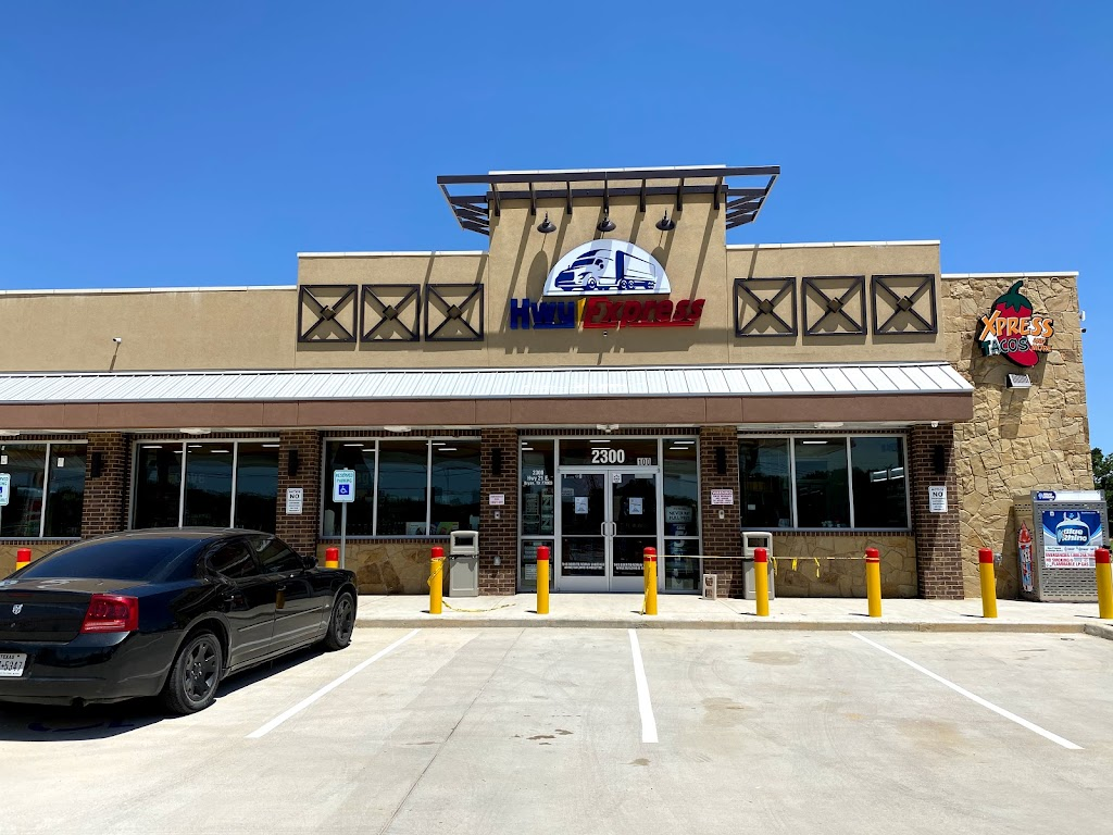 Hwy Express | restaurant | 2300 E State Hwy 21 Suite 100, Bryan, TX 77803, USA | 9794859517 OR +1 979-485-9517