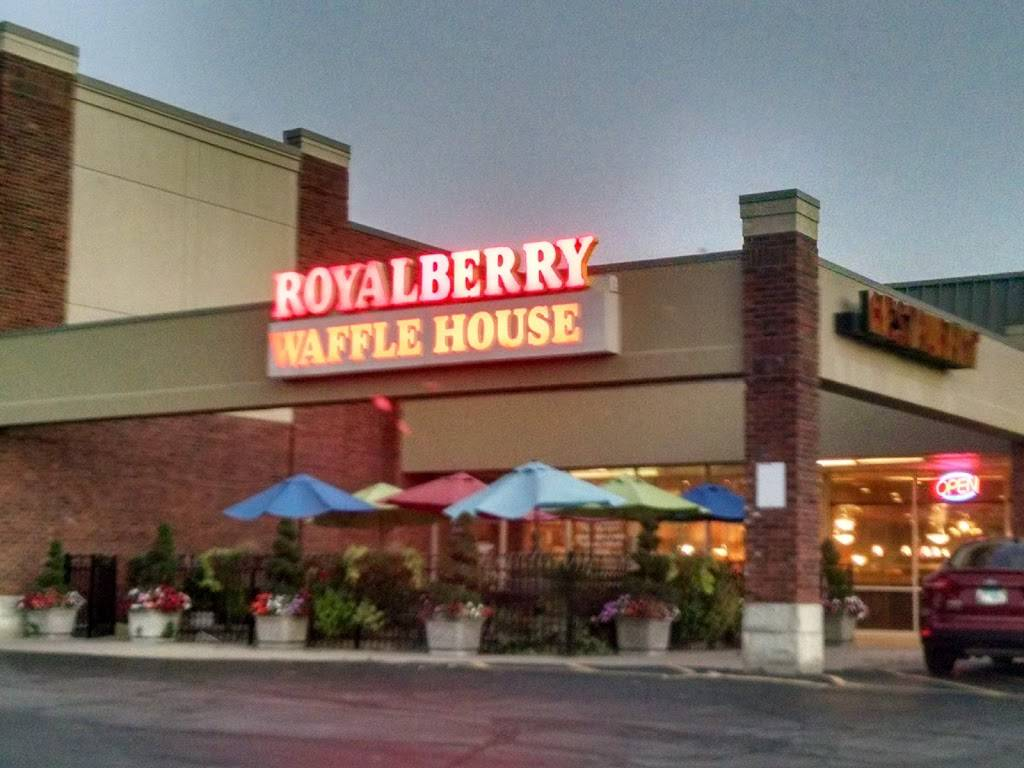Royalberry Waffle House & Restaurant   restaurant   6417 W 127th St, Palos Heights, IL 60463, USA   7083886200 OR +1 708-388-6200