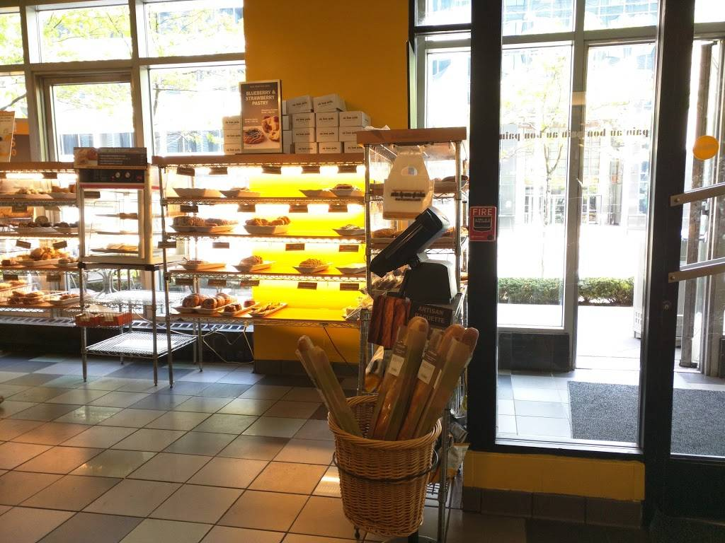 Au Bon Pain | restaurant | 101 Hudson St #1, Jersey City, NJ 07302, USA | 2012001867 OR +1 201-200-1867