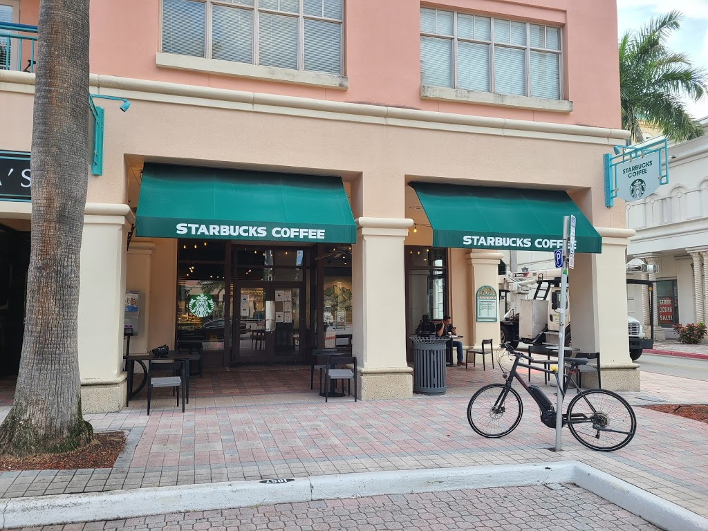Starbucks | cafe | 302 Plaza Real, Boca Raton, FL 33432, USA | 5614163198 OR +1 561-416-3198