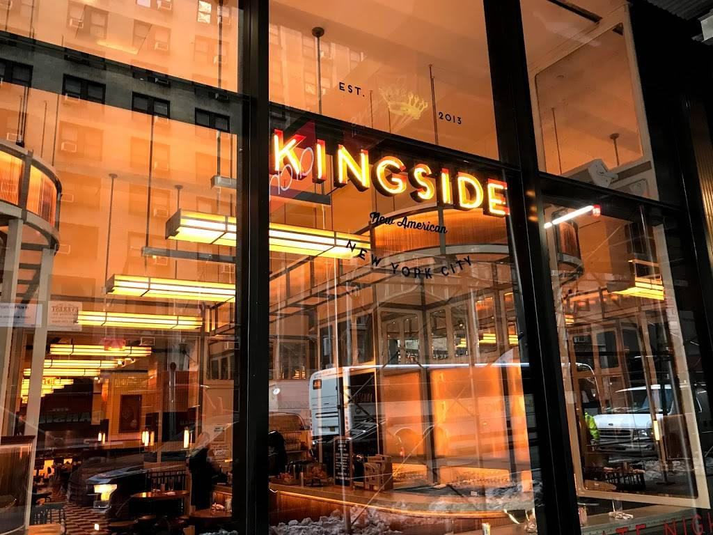 Kingside | restaurant | 124 W 57th St, New York, NY 10019, USA | 2127078000 OR +1 212-707-8000