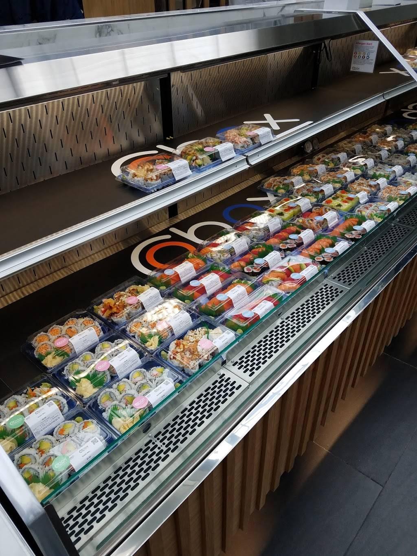 Obox Sushi | restaurant | OBOX SUSHI, 30 Mall Dr W, Jersey City, NJ 07310, USA | 9176170807 OR +1 917-617-0807