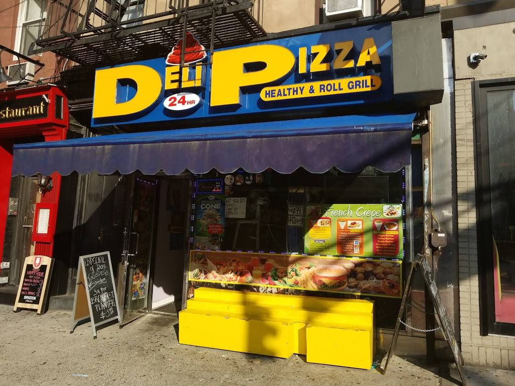 Deli Pizza | restaurant | 979 2nd Ave, New York, NY 10022, USA | 6468610148 OR +1 646-861-0148