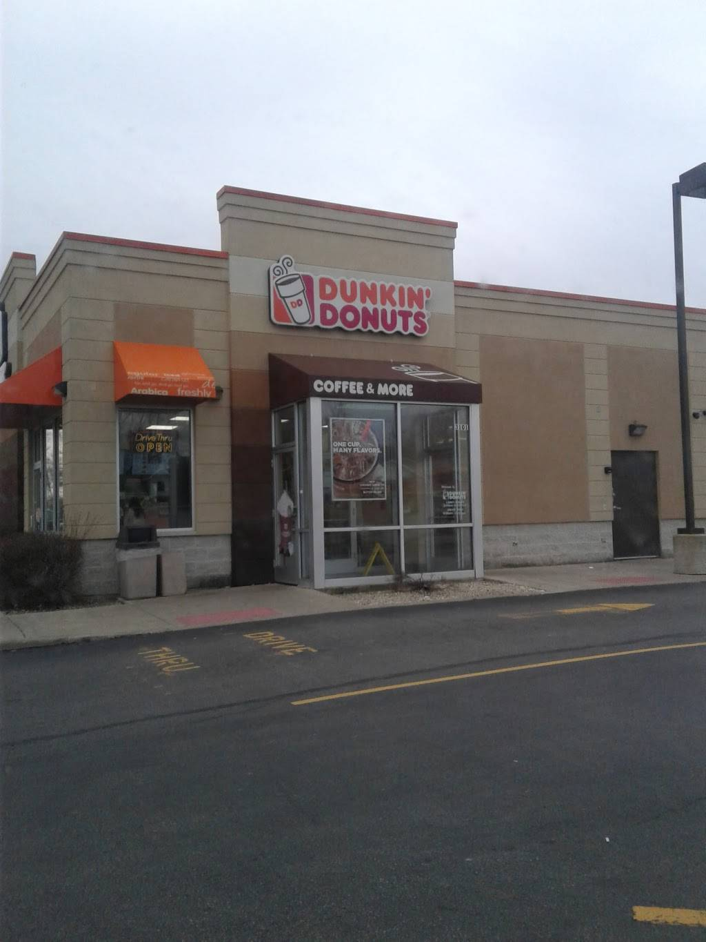 Dunkin Donuts | cafe | 3101 147th St, Posen, IL 60469, USA | 7083719150 OR +1 708-371-9150