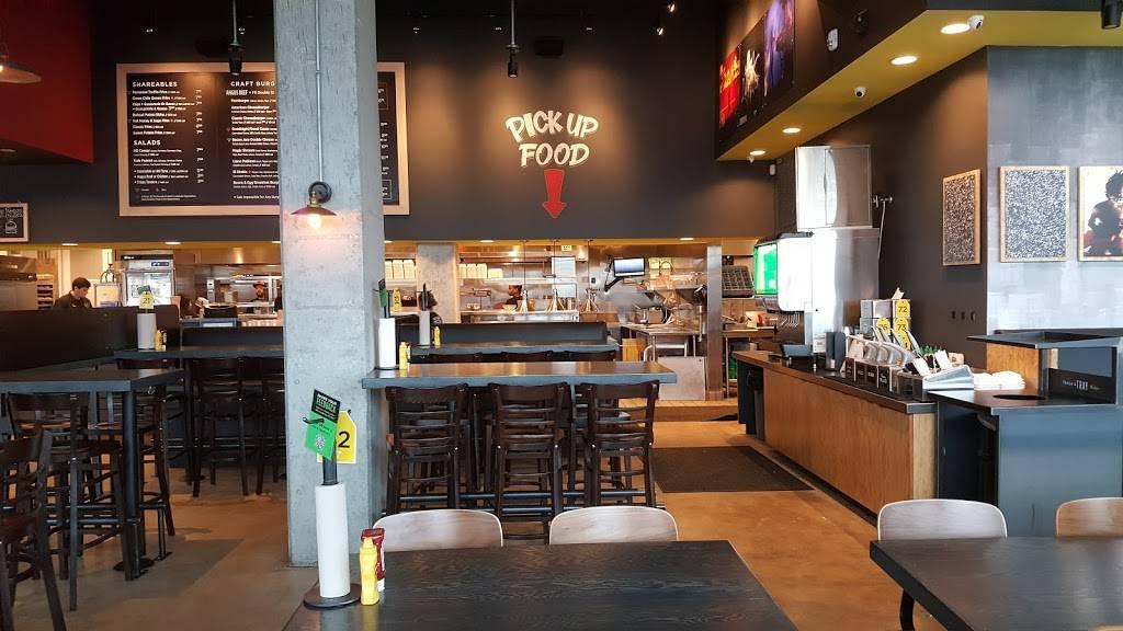 Hopdoddy Burger Bar Restaurant Springtown Center 200 Springtown Way 101 San Marcos Tx 78666 Usa