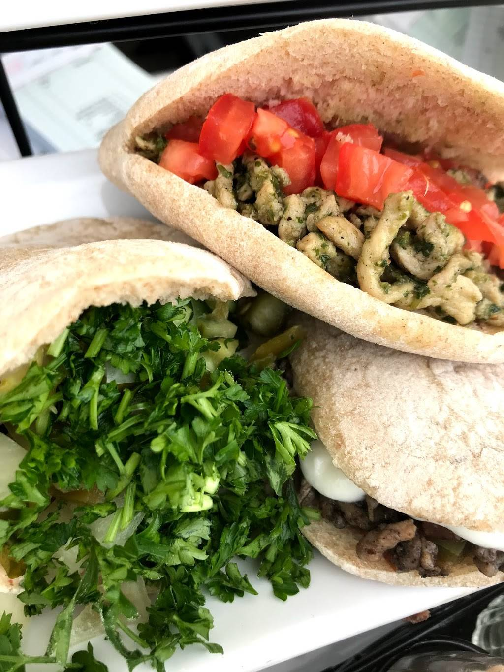 Garlic and Tahini Egyptian Kitchen - Delivery & Carry Out Only | meal delivery | 9932 Mesa Rim Rd, San Diego, CA 92121, USA | 8589399930 OR +1 858-939-9930