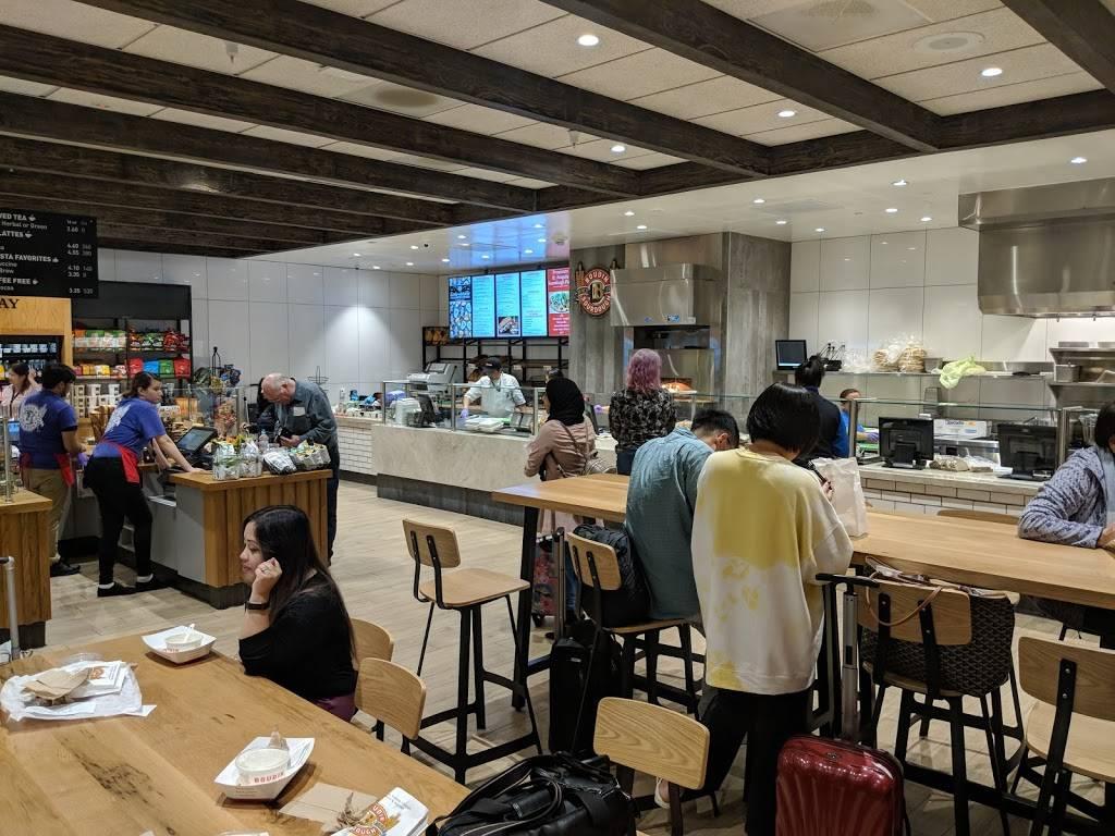 Boudin Bakery Cafe   bakery   San Francisco International Airport (SFO), Terminal 1 Boarding Area A, San Francisco, CA 94128, USA   6508712515 OR +1 650-871-2515