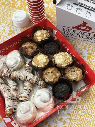 Kolache Factory | bakery | 460 S Independence Blvd, Virginia Beach, VA 23452, USA | 7572869252 OR +1 757-286-9252
