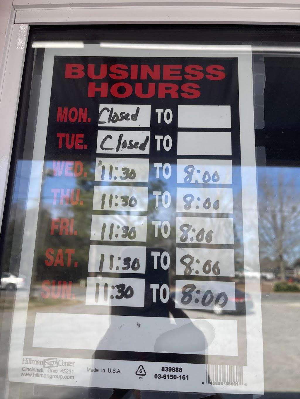Beedie Head's Bar-B-Que | restaurant | 405 Sparta Hwy NE, Milledgeville, GA 31061, USA