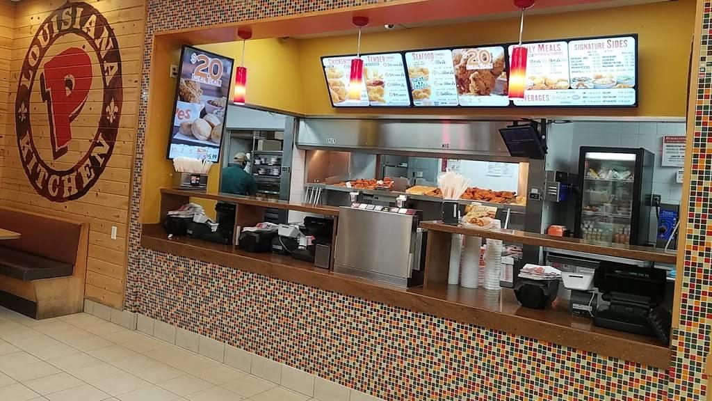 Popeyes Louisiana Kitchen | restaurant | 1994 Atlantic Ave, Brooklyn, NY 11233, USA | 7182211994 OR +1 718-221-1994