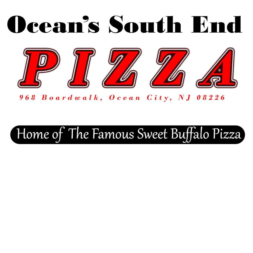 Oceans South End | restaurant | 968 Boardwalk, Ocean City, NJ 08226, USA