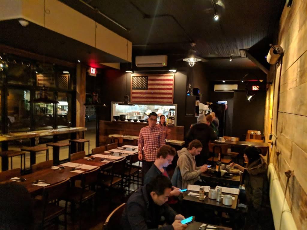 Ramen Mafia | restaurant | 208 Franklin St, Brooklyn, NY 11222, USA | 3475991212 OR +1 347-599-1212