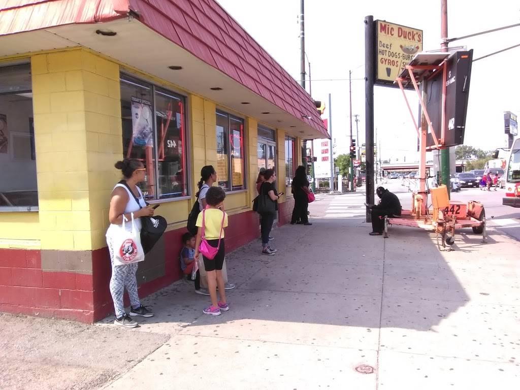 Taqueria Blue Line | restaurant | 3401 W Belmont Ave, Chicago, IL 60618, USA | 7734636866 OR +1 773-463-6866